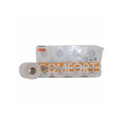 Euro Products Toiletpapier recycled tissue euro, 2-laags