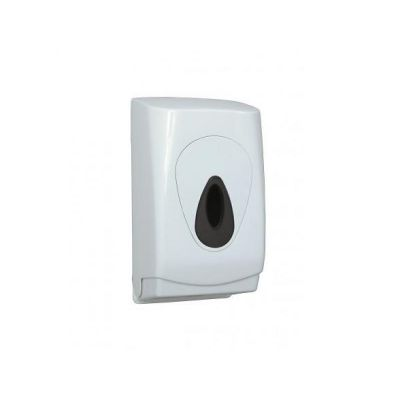 PlastiQline Toilet tissue dispenser kunststof